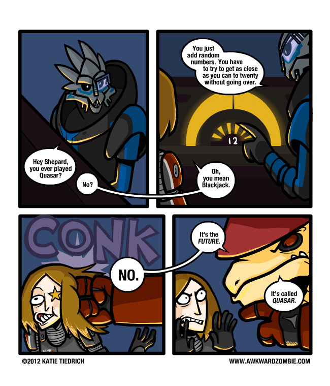 La Saga Mass Effect Comic272