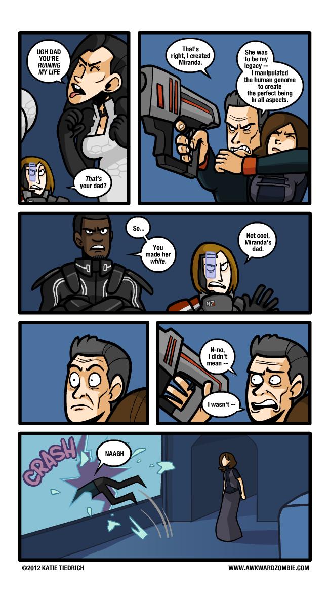 La Saga Mass Effect Comic282