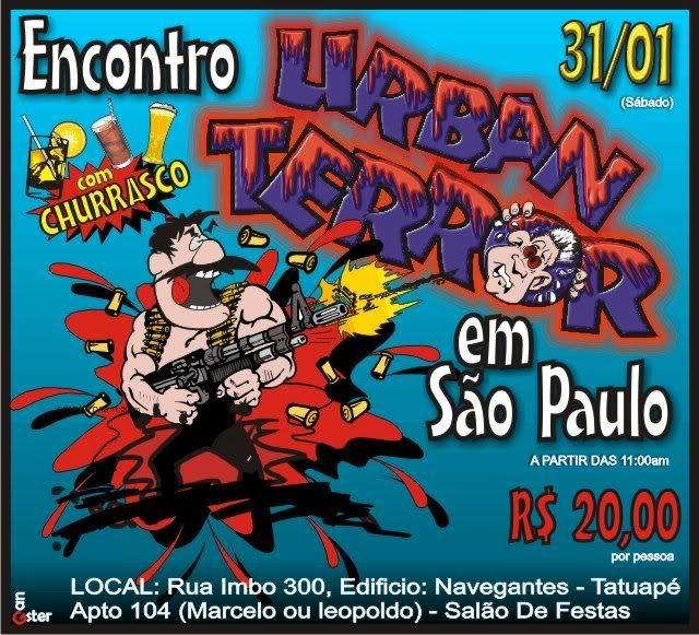 NOVO ENCONTRO (CHURRASCO) EM SÃO PAULO - 31/01/2009 Encontro