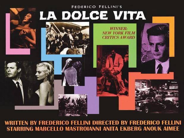 Filmski plakati - Page 7 1960_DolceVita