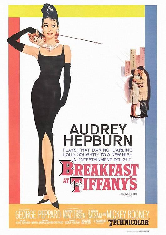 Filmski plakati - Page 6 1961_BreakTiffany_Poster1