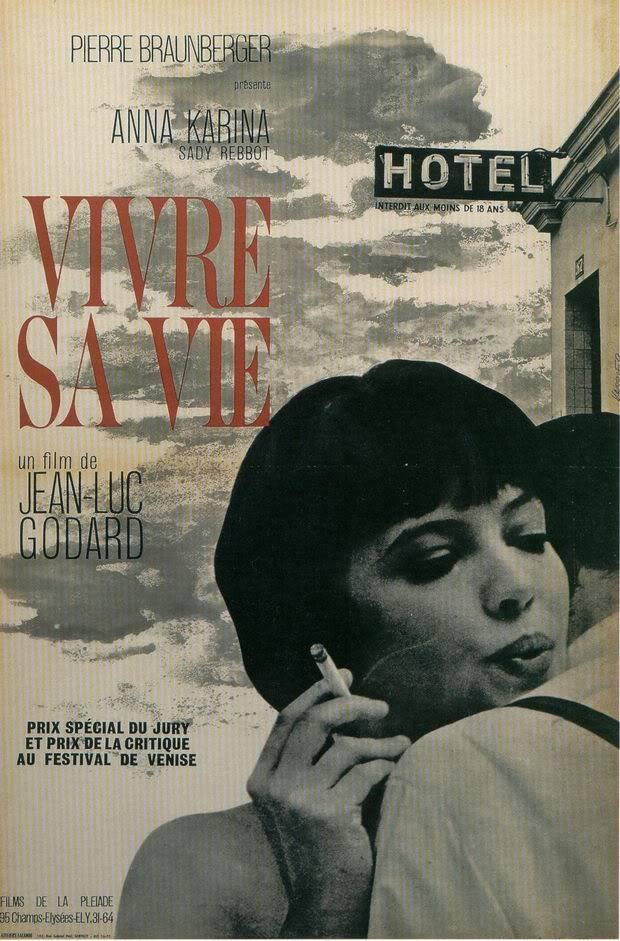Filmski plakati - Page 6 1962_VivreSaVie_poster