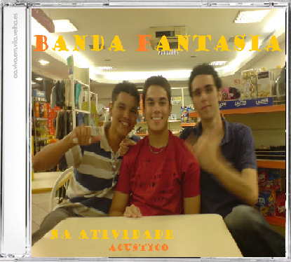 BANDA FANTASIA CD