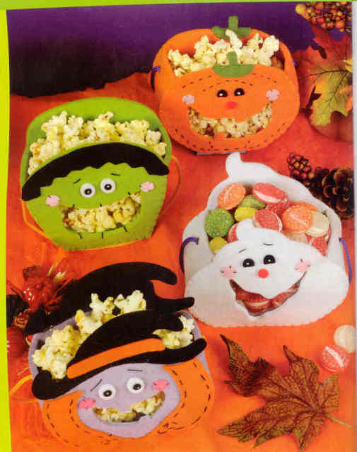 Algunas ideas para Halloween 99khee