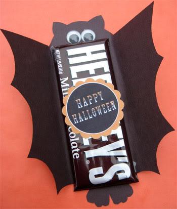 Algunas ideas para Halloween Bat-candy-bar-wrapper