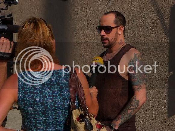 News pics Behind the scenes of ''STMH'' 62645_5995012_n