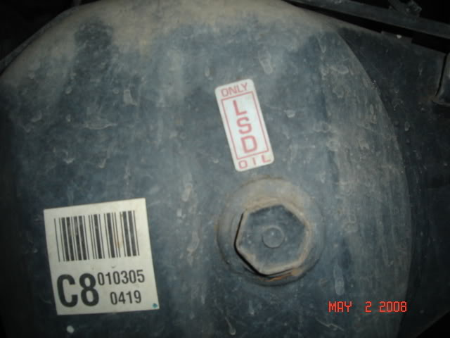 Toyota Hi-ace Axle information Pictures480