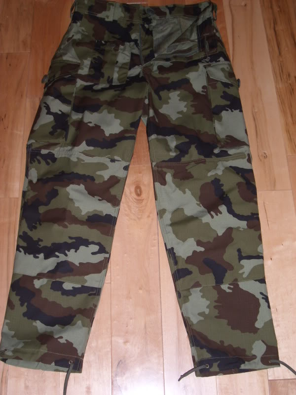 2010 Pattern Irish Army Field dress. 2010PtnTrousers