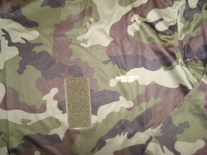 2010 Pattern Irish Army Field dress. RankpatchvelcroandDFIlogo_zpsfa487e72