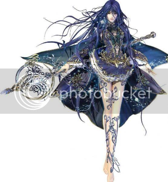 Ficha de Hikaru BlueSun Blueelf