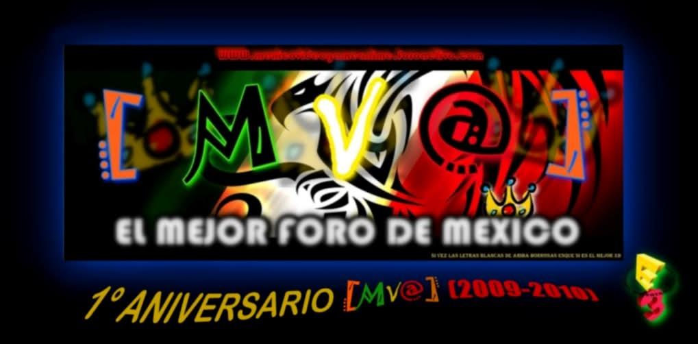 FORO MEXICO VIDEO GAME y @NIME [Mv@]
