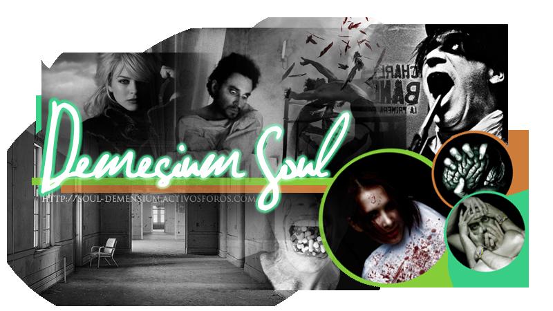 Demesium Soul {+18}
