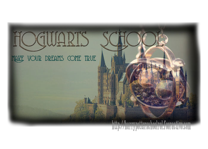 Harry Potter Hogwarts School