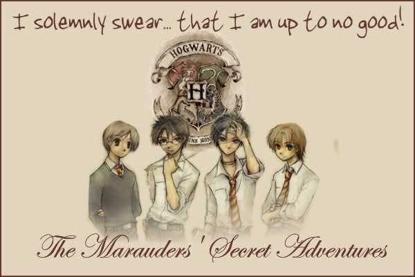 Marauders' Secret Adventures