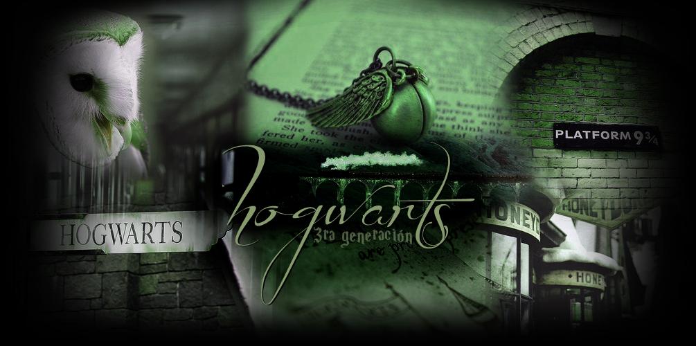 Hogwarts 3ra Generación