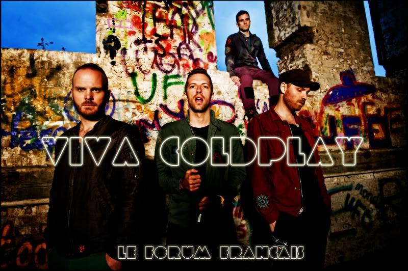Viva Coldplay - Le Forum Français
