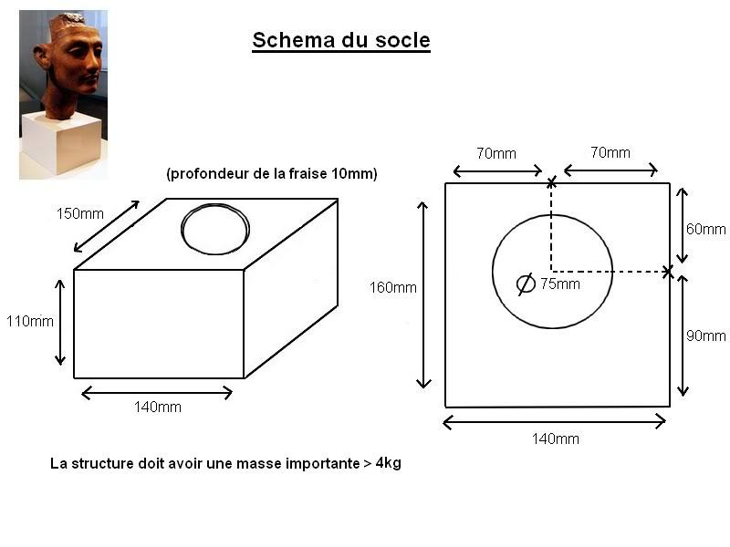 Recherche sculpteur pour socle & fixation Schema-1