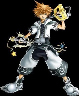 Kingdom Hearts : Sora Untitled