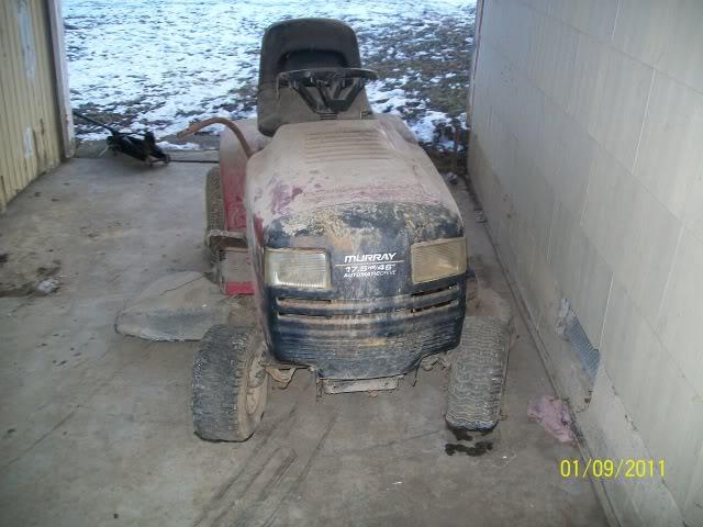 01 murray hydrostatic drive trail/rockcrawler 100_3236
