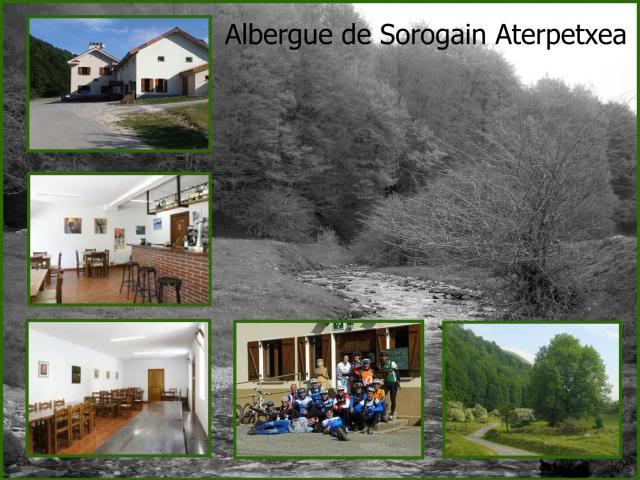 Albergue de Sorogain Aterpetxea. 000001