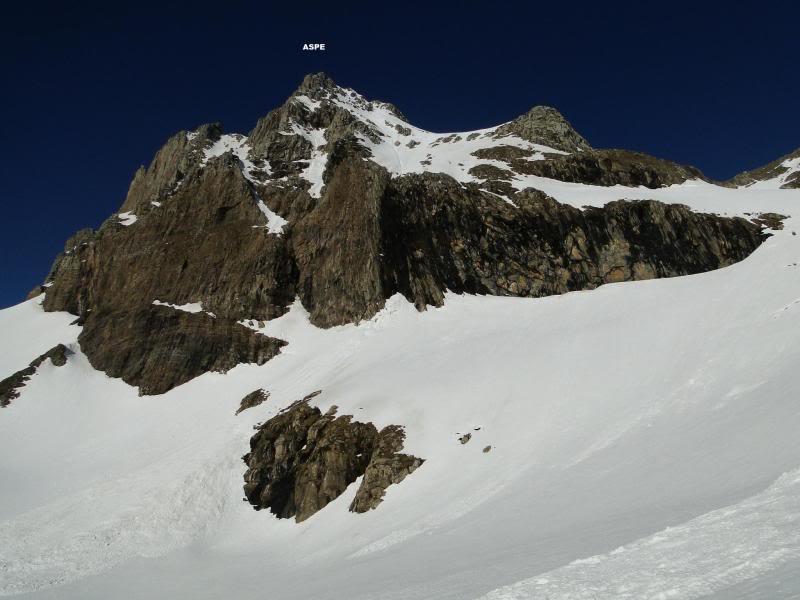 Pico aspe 2.640m. desde Candanchu DSC01819