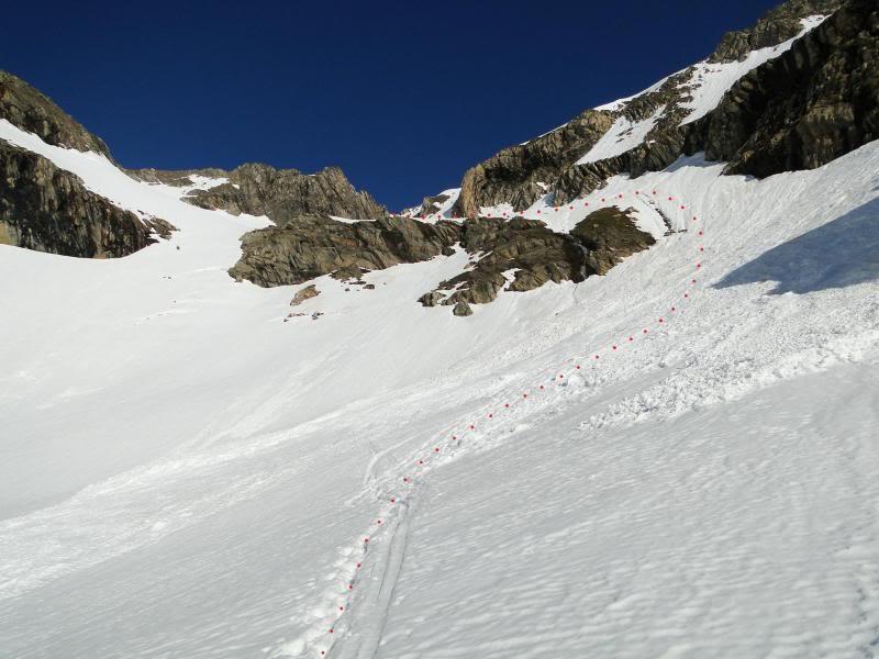 Pico aspe 2.640m. desde Candanchu DSC01820