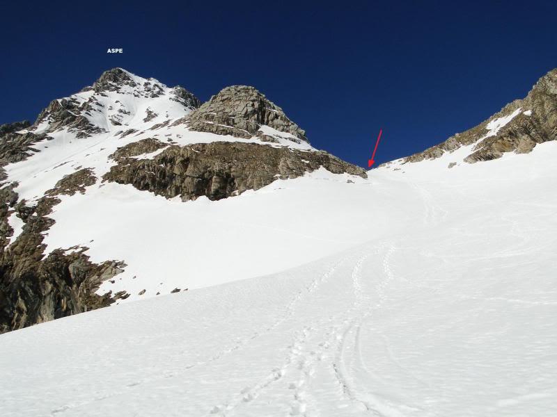 Pico aspe 2.640m. desde Candanchu DSC01827