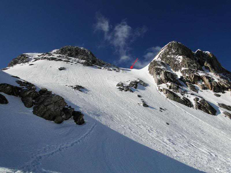 Pico aspe 2.640m. desde Candanchu DSC01834