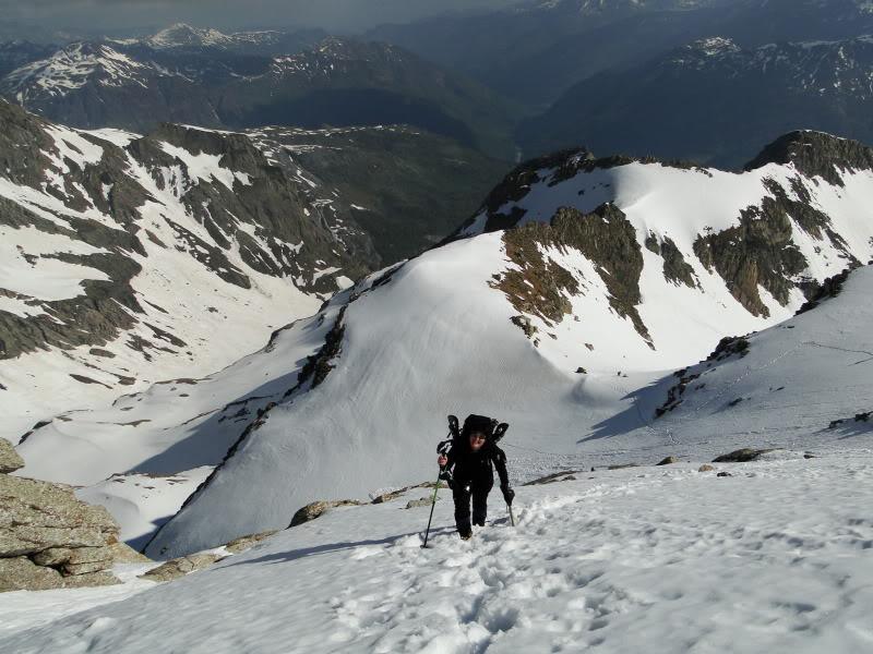 Pico aspe 2.640m. desde Candanchu DSC01841