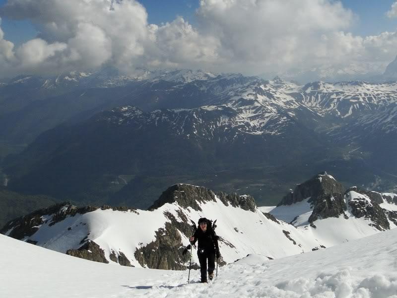 Pico aspe 2.640m. desde Candanchu DSC01842