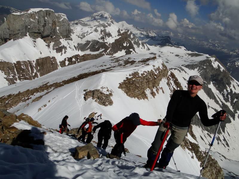 Pico aspe 2.640m. desde Candanchu DSC01844
