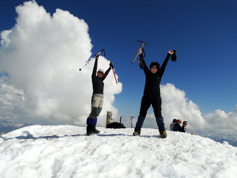 Pico aspe 2.640m. desde Candanchu DSC01847
