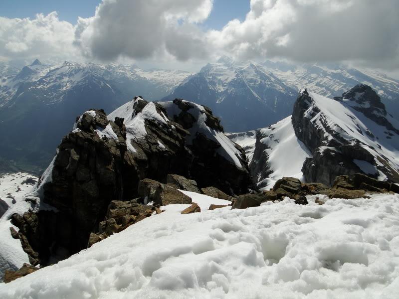 Pico aspe 2.640m. desde Candanchu DSC01851