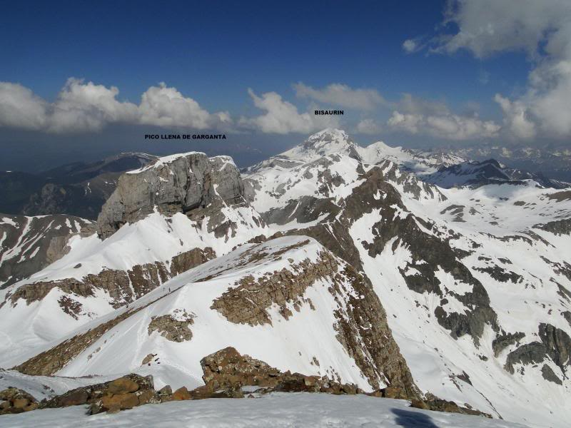 Pico aspe 2.640m. desde Candanchu DSC01852