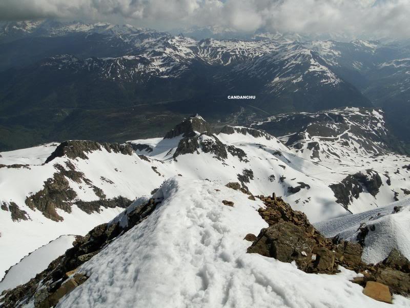Pico aspe 2.640m. desde Candanchu DSC01854