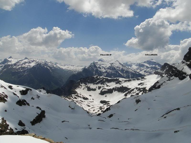 Pico aspe 2.640m. desde Candanchu DSC01881