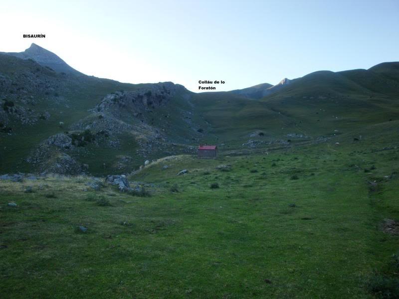 Ascensión al Bisaurin 2.670m. y Punta Agüerri 2.447m. desde Gabarnito BISAURIN016-1