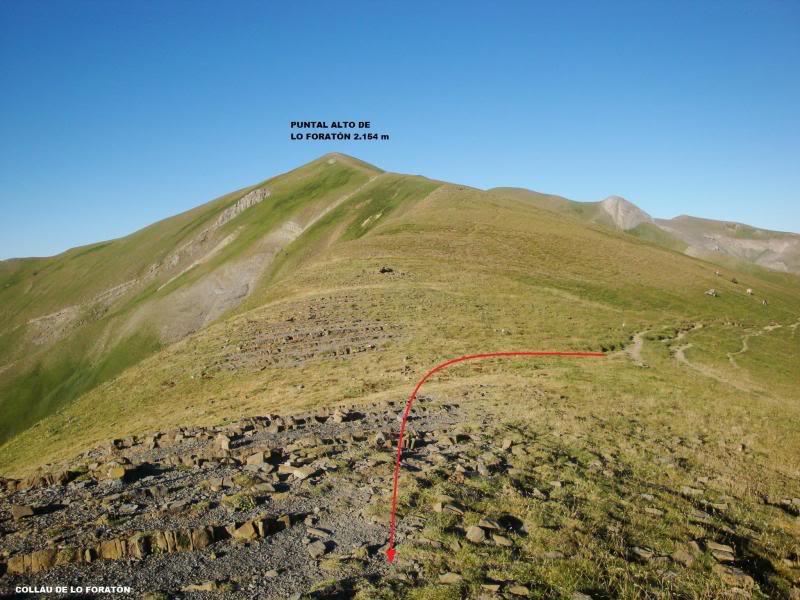 Ascensión al Bisaurin 2.670m. y Punta Agüerri 2.447m. desde Gabarnito BISAURIN037-1