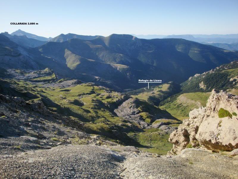 Ascensión al Bisaurin 2.670m. y Punta Agüerri 2.447m. desde Gabarnito BISAURIN039-1