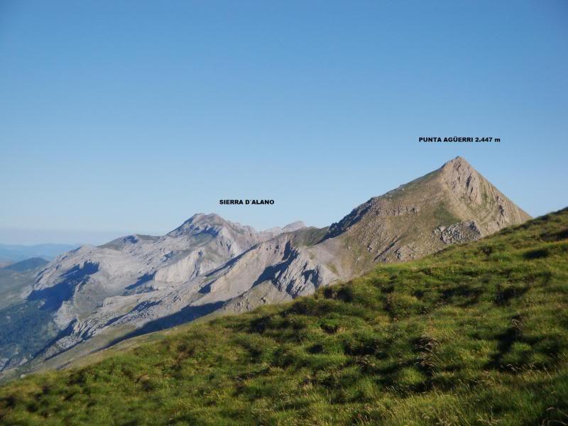 Ascensión al Bisaurin 2.670m. y Punta Agüerri 2.447m. desde Gabarnito BISAURIN043-1