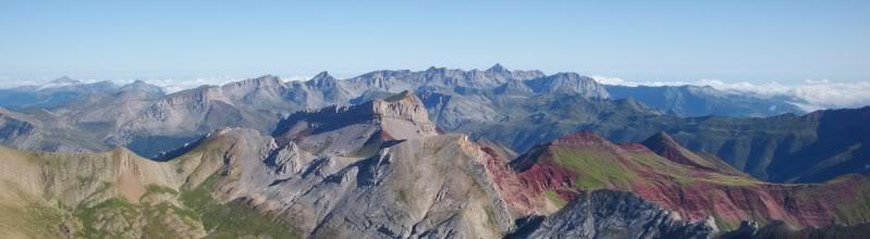 Ascensión al Bisaurin 2.670m. y Punta Agüerri 2.447m. desde Gabarnito BISAURIN051-1