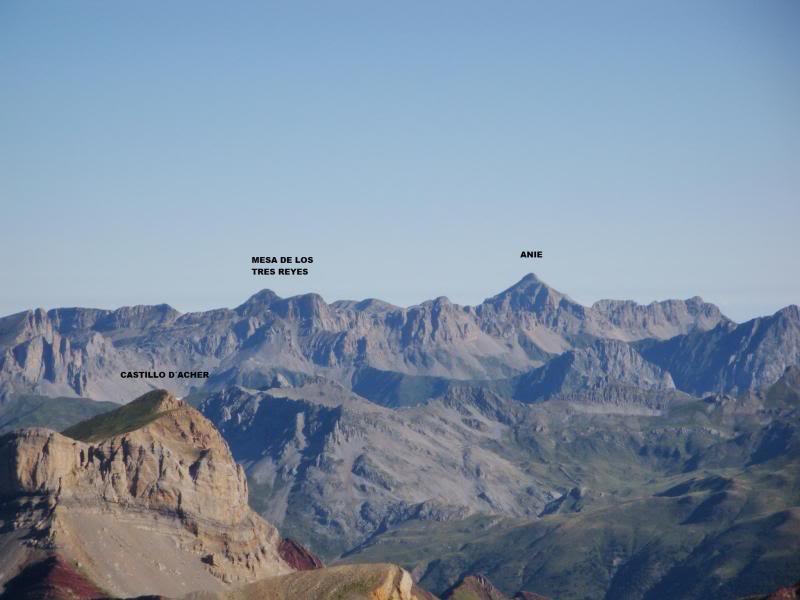 Ascensión al Bisaurin 2.670m. y Punta Agüerri 2.447m. desde Gabarnito BISAURIN052-1