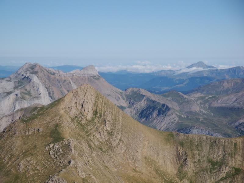 Ascensión al Bisaurin 2.670m. y Punta Agüerri 2.447m. desde Gabarnito BISAURIN053
