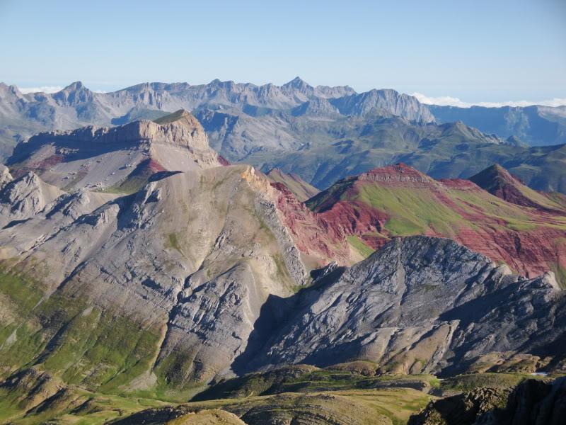 Ascensión al Bisaurin 2.670m. y Punta Agüerri 2.447m. desde Gabarnito BISAURIN055