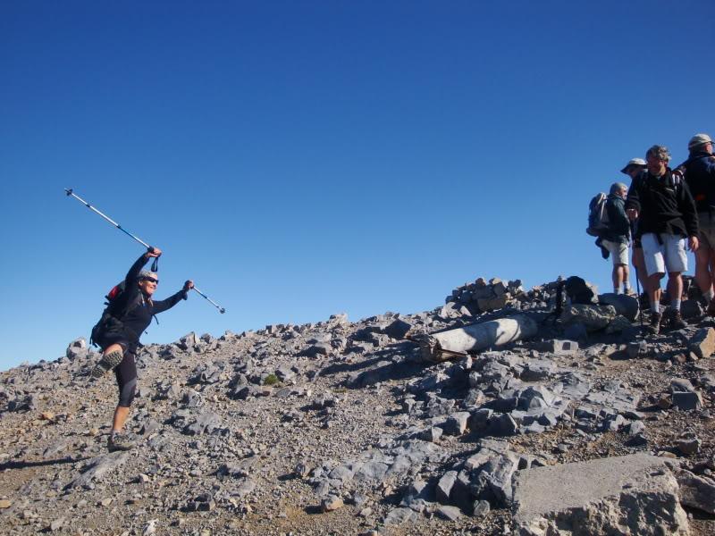 Ascensión al Bisaurin 2.670m. y Punta Agüerri 2.447m. desde Gabarnito BISAURIN057