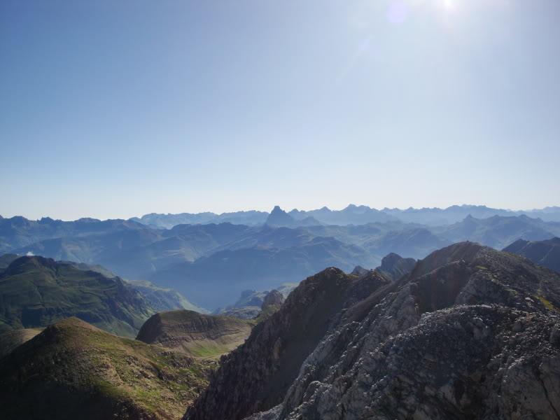 Ascensión al Bisaurin 2.670m. y Punta Agüerri 2.447m. desde Gabarnito BISAURIN059