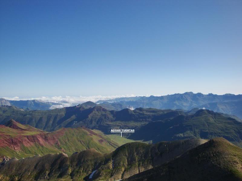 Ascensión al Bisaurin 2.670m. y Punta Agüerri 2.447m. desde Gabarnito BISAURIN060-1