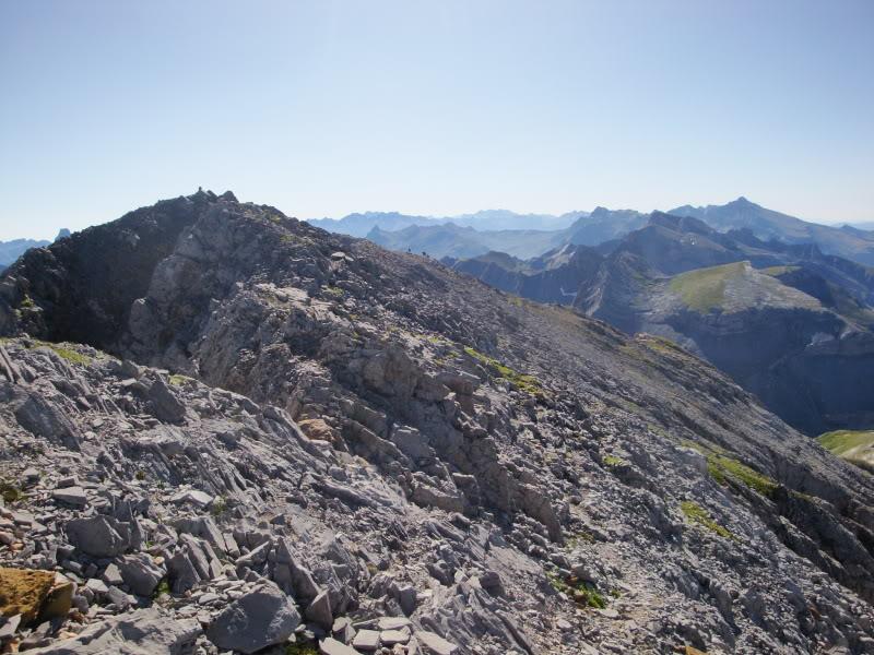 Ascensión al Bisaurin 2.670m. y Punta Agüerri 2.447m. desde Gabarnito BISAURIN067