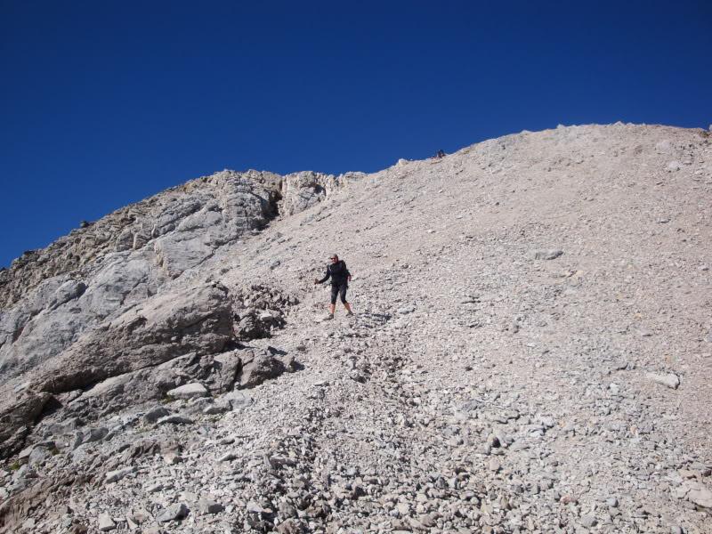 Ascensión al Bisaurin 2.670m. y Punta Agüerri 2.447m. desde Gabarnito BISAURIN069