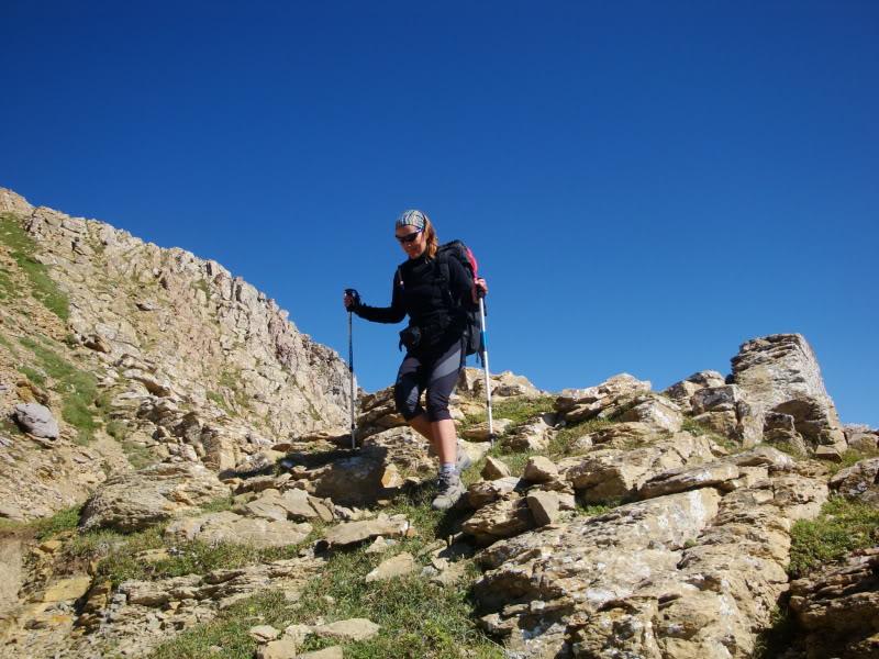 Ascensión al Bisaurin 2.670m. y Punta Agüerri 2.447m. desde Gabarnito BISAURIN071